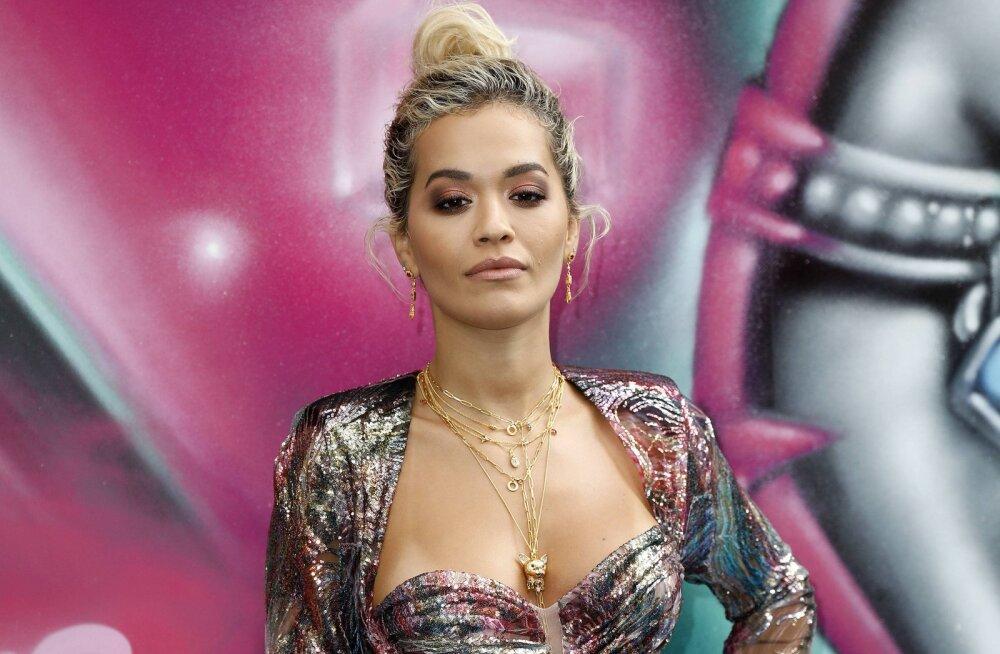 VAATA | Rita Ora hüperseksikad rannapildid ajavad igasuguse une silmast!