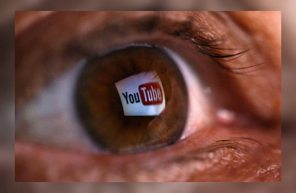 Google kinnitas: jah, me jahime telekanalite raha