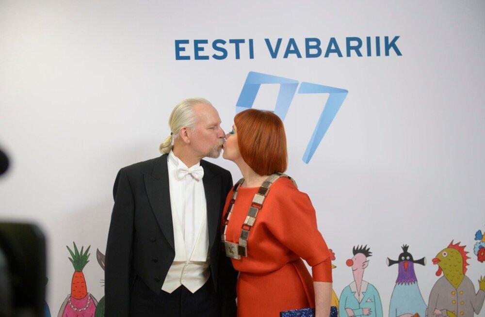 FOTOD ja BLOGI: Ženja Fokin ning Mari-Liis Helvik kiitsid ja laitsid presidendiballi selleaastaseid valikuid!