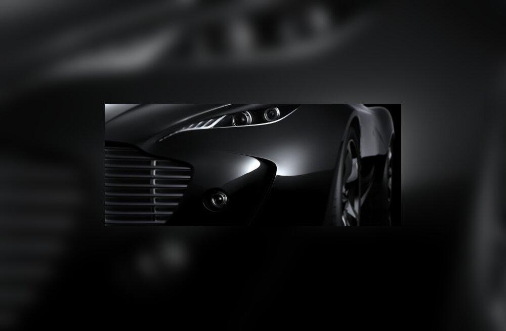 Aston Martin Gauntlet paneb enda ees kummardama küll