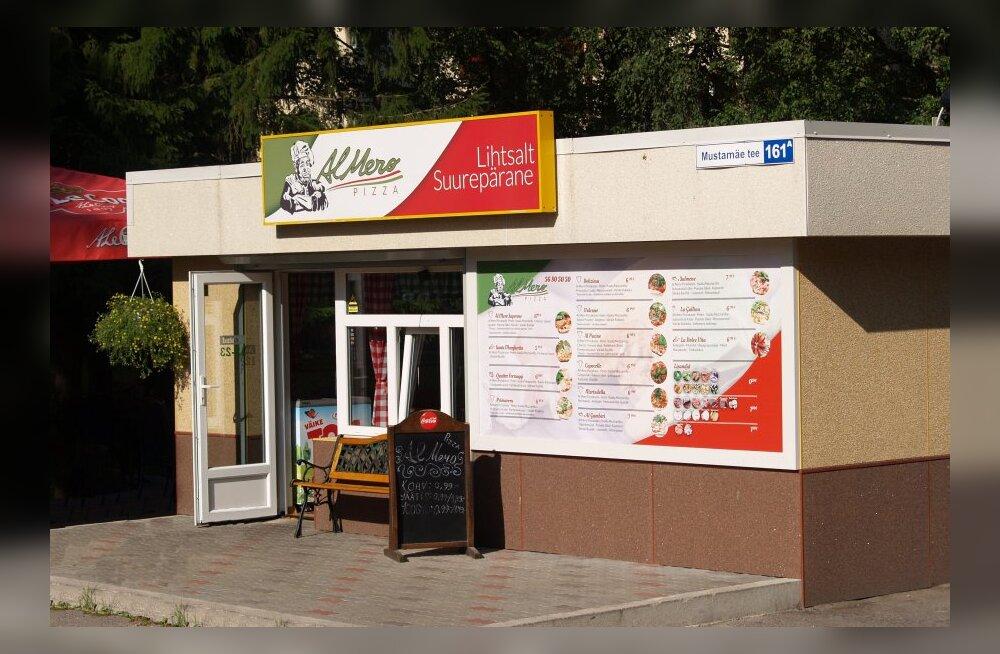 Al Mero Pizza — kas tõesti parim <em>pizza</em> Tallinnas?