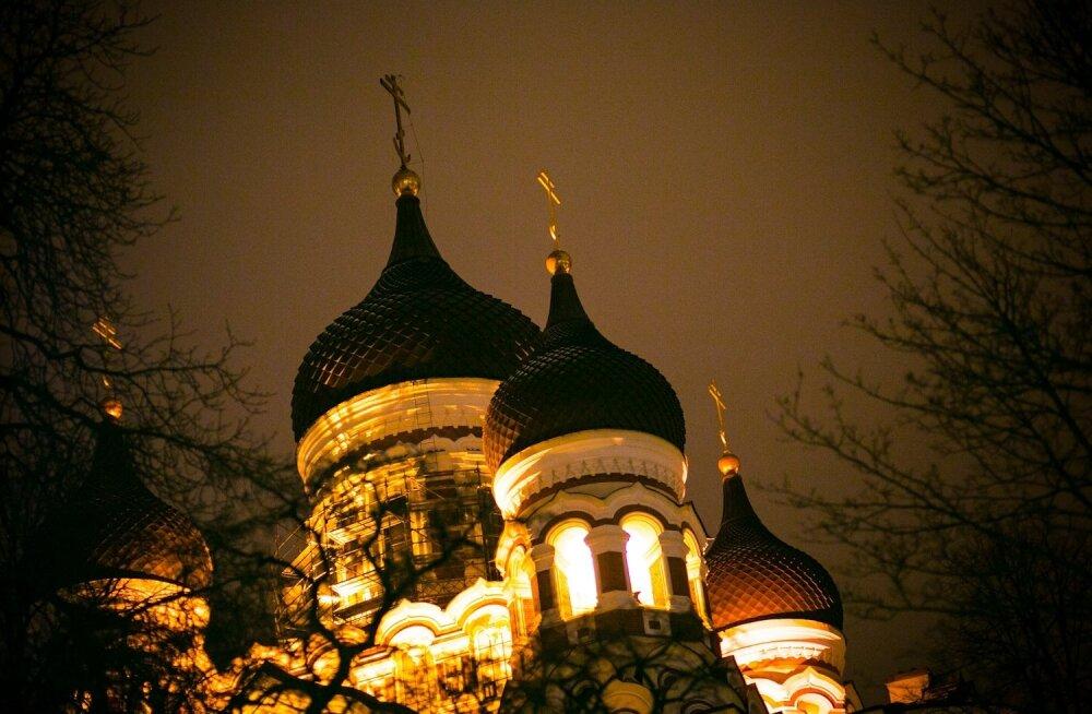 Конфликт между РПЦ и Константинополем отразится и на верующих Эстонии