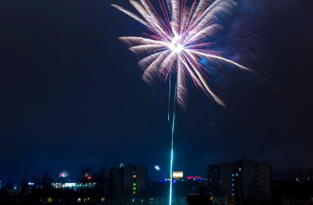 Tartu ilutulestik 2017 - 2018