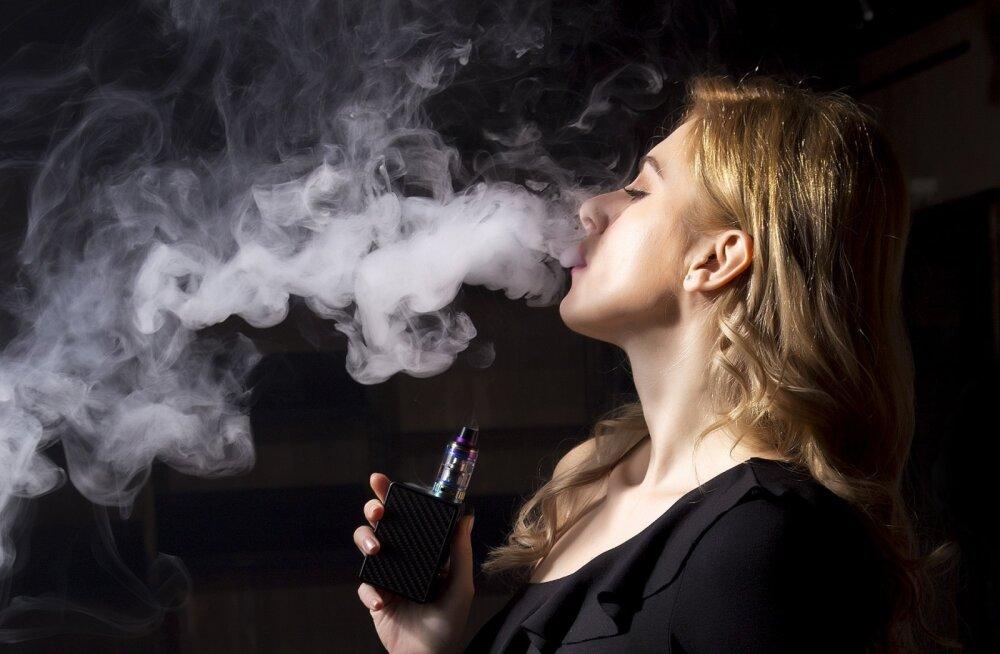 18 случаев летального исхода: в США уже заболели более тысячи курильщиков вейпа