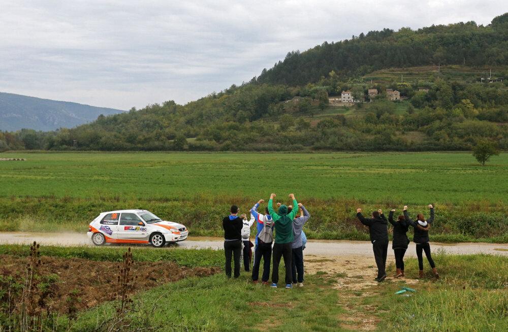 Horvaatia on lähedal WRC sarjaga liitumisele