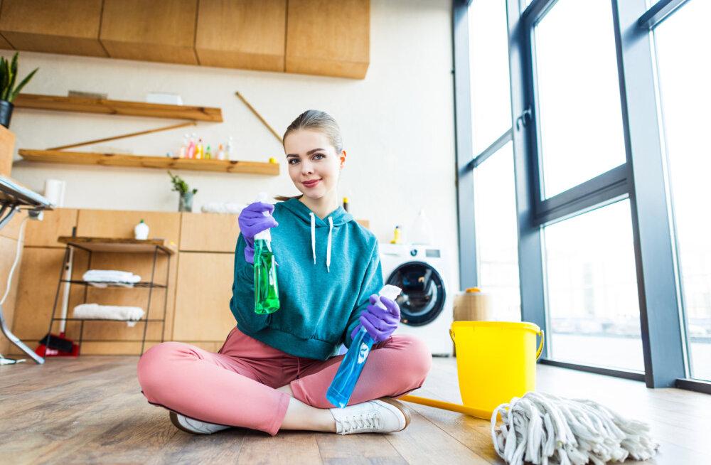 Täna on kaduneljapäev: tee suurpuhastus oma harjumuste osas ning korista ära kodu, auto ja tööpaik