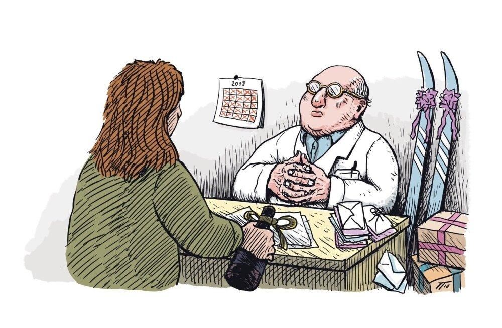 Высокое положение в партии, взятка или знакомства. Как получить быстрый доступ к лечебному уходу на примере отца Яны Тоом