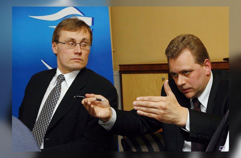 Parteide rahastamise vähendamist taotlev ettepanek ei leidnud riigikogus toetust