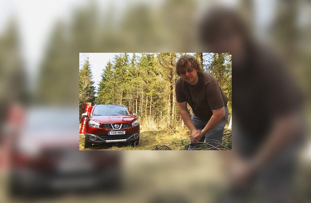 VIDEO: Nissan Qashqai - Baltikumi selle aasta kõige populaarsem mudel