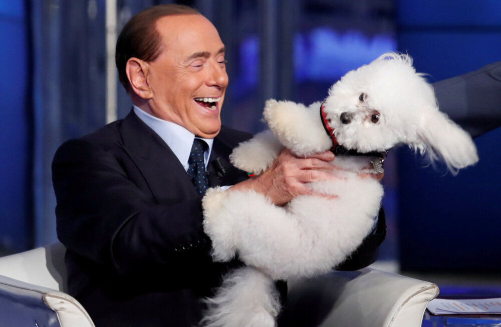 Veteranpoliitik Berlusconi tembutab taas. Tema valimislubadused võiks ka Eesti poliitikud kadedaks teha