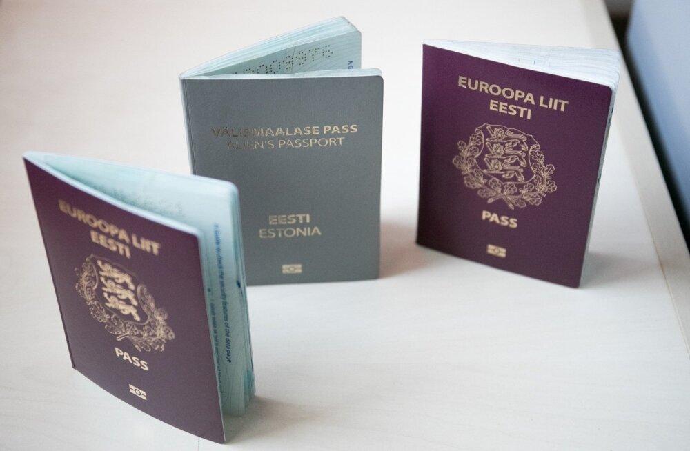 Мужчина пытался купить в социальных сетях копии эстонских паспортов для букмекерской конторы