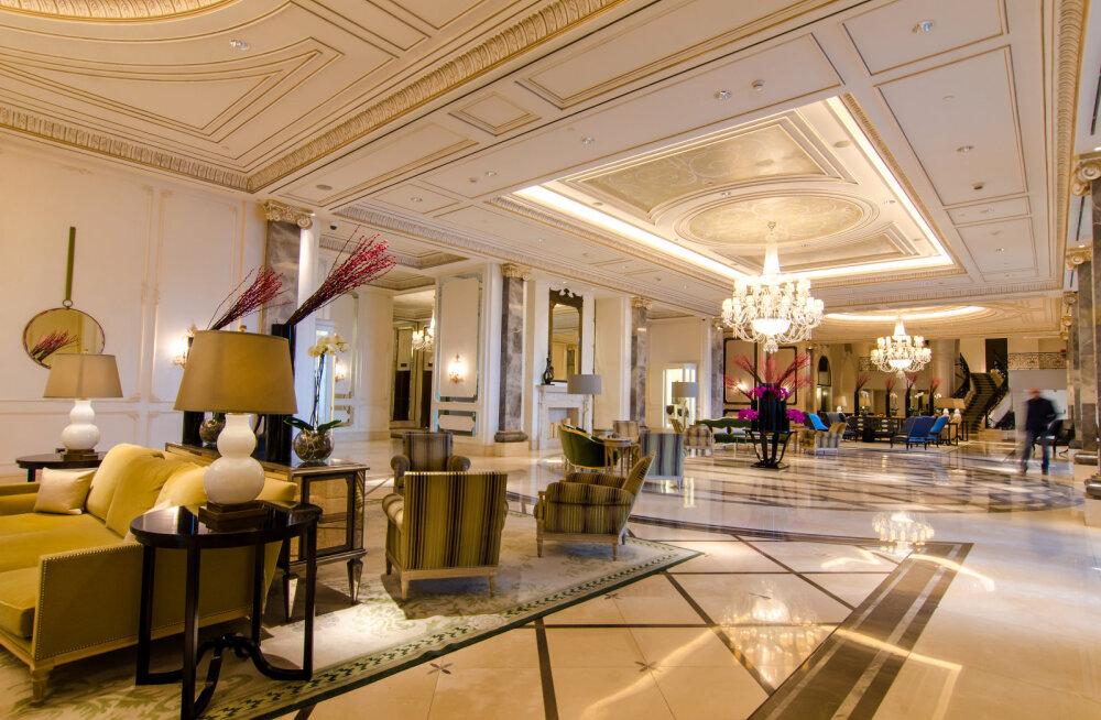 Euroopa ilusaimad hotellid Iirimaast Kreekani