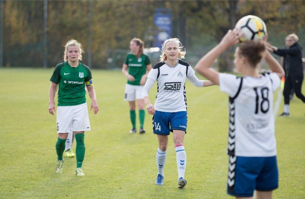 FC Flora - Pärnu JK