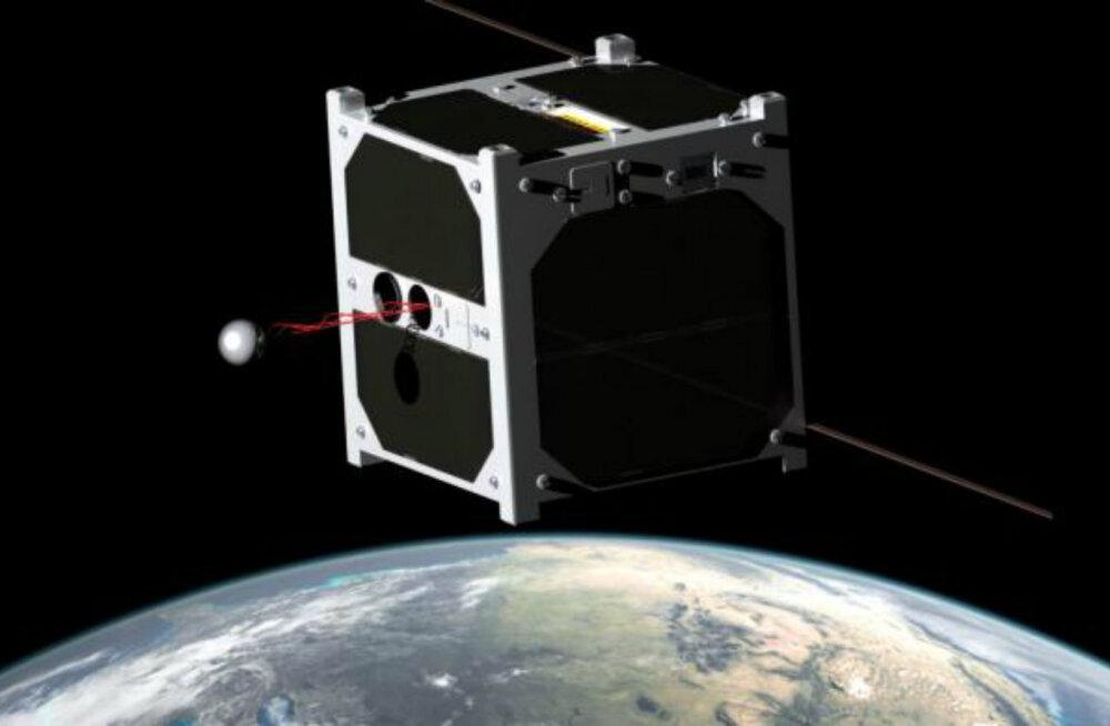 ESTCube-1 lõpetab missiooni. Kas tuleb ESTCube-2?