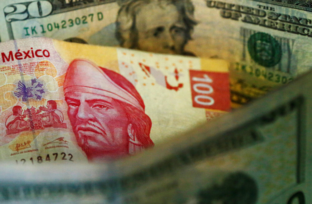Tariifisõja viljad. Hiina pole enam USA tähtsaim kaubanduspartner
