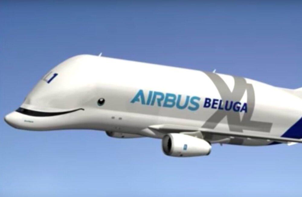 Võimas VIDEO | Viis kõige suuremat lennukit maailmas: uskumatu, et nad üldse õhku tõusta jaksavad