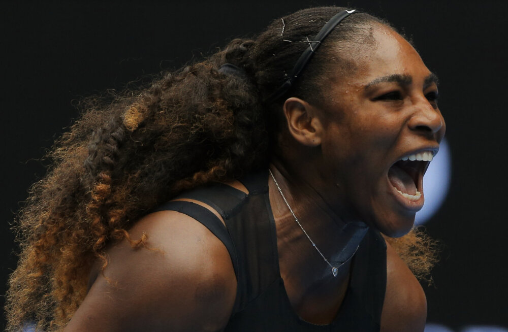 Williams, Djokovic ja Nadal avaringis ei vääratanud