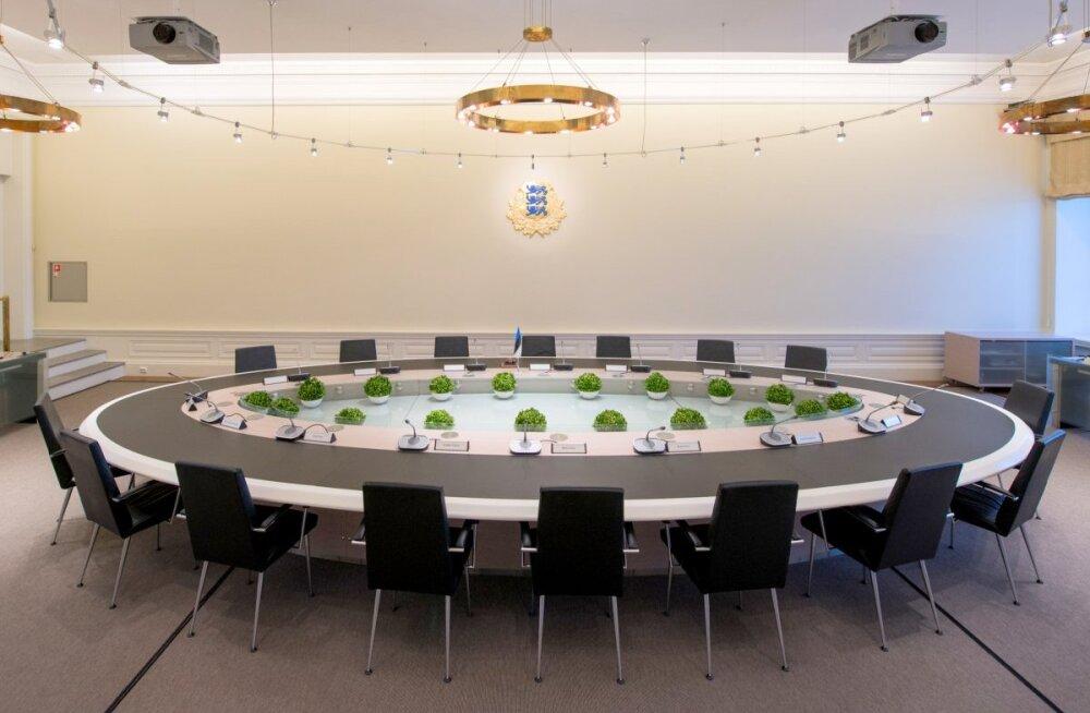 2+2 NÕUE STENBOCKIS   Valitsuse koroonaaja istungid toimuvad teistmoodi