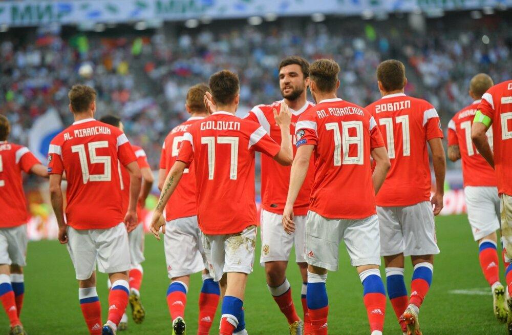 Russia vs San Marino
