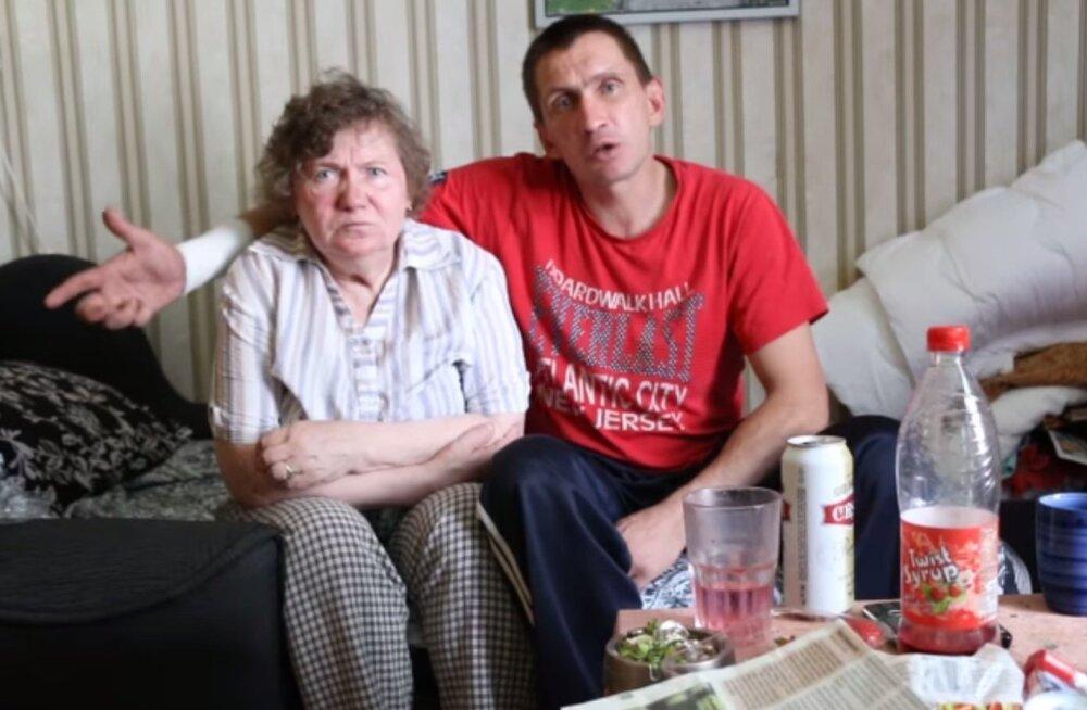 Niina Rätsep ja Jevgeni Golovan