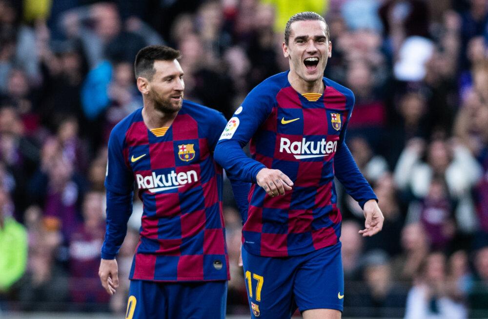 Prantsusmaa tähtmängija avaldas, miks ta Barcelonaga liitus: asi ei ole tiitlite võitmises