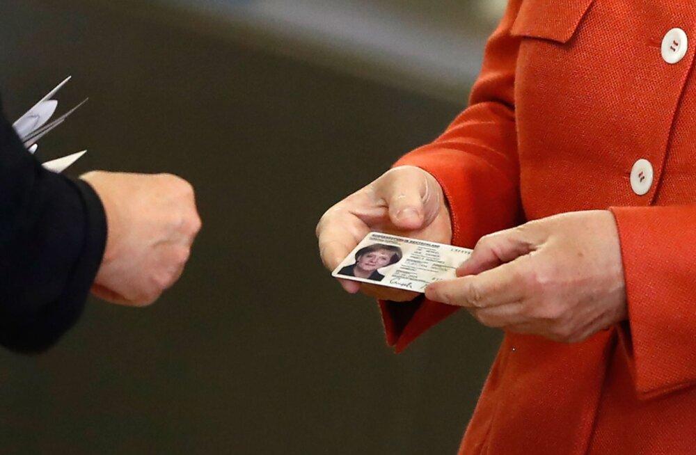 ID-kriis Saksamaal: tarkvaras oli viga, mis võimaldas sisse logida teise inimesena