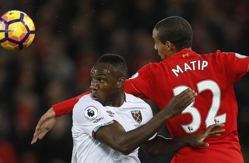 Matip võib eemale jääda veel kuuest Liverpooli kohtumisest