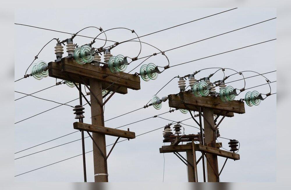 Elektri reedene börsihind tõusis 37,54 euroni