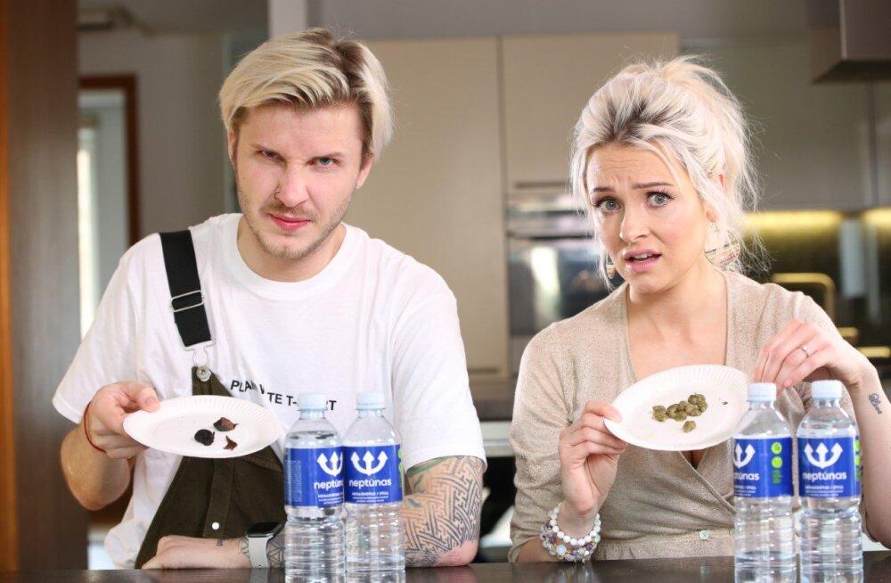 TV3 VIDEO | Martti Hallik sõi Laura blogis toorest hakkliha ja pidas seda vegan juustuks