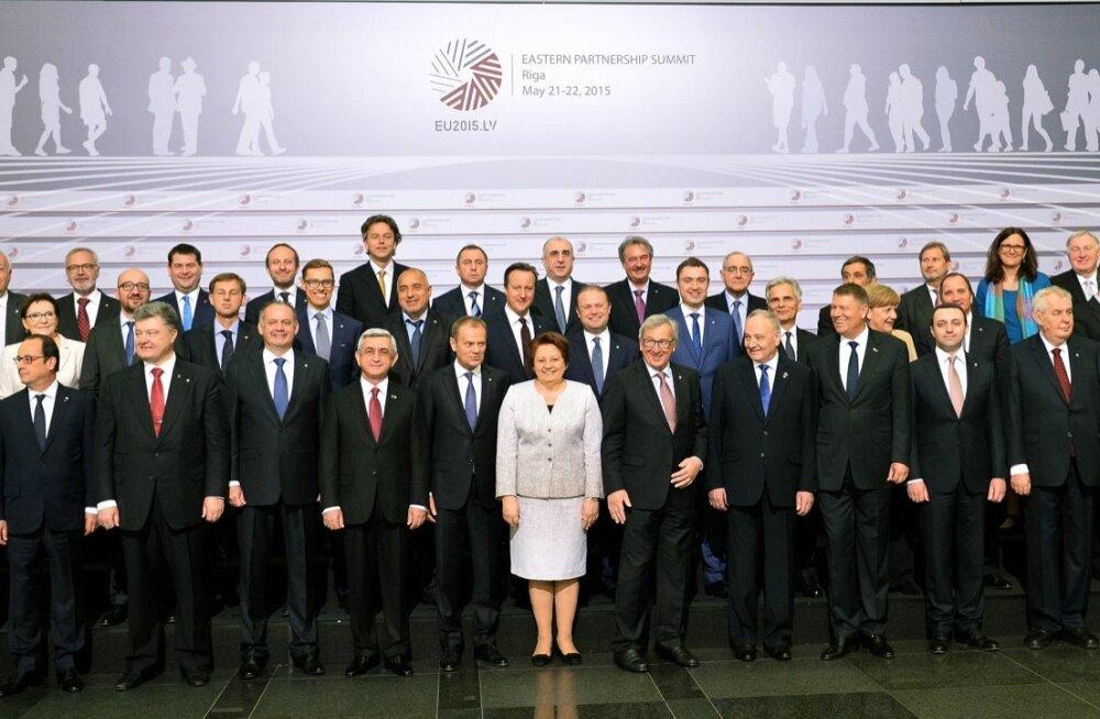 LATVIA-EU-SUMMIT
