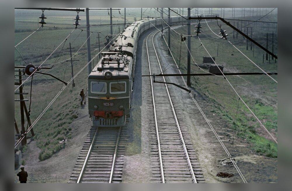 FOTOD: Siberi raudtee elik 19. sajandil alustatud maailmaime
