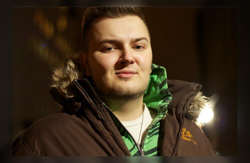 Kali Briis aka Alan Olonen
