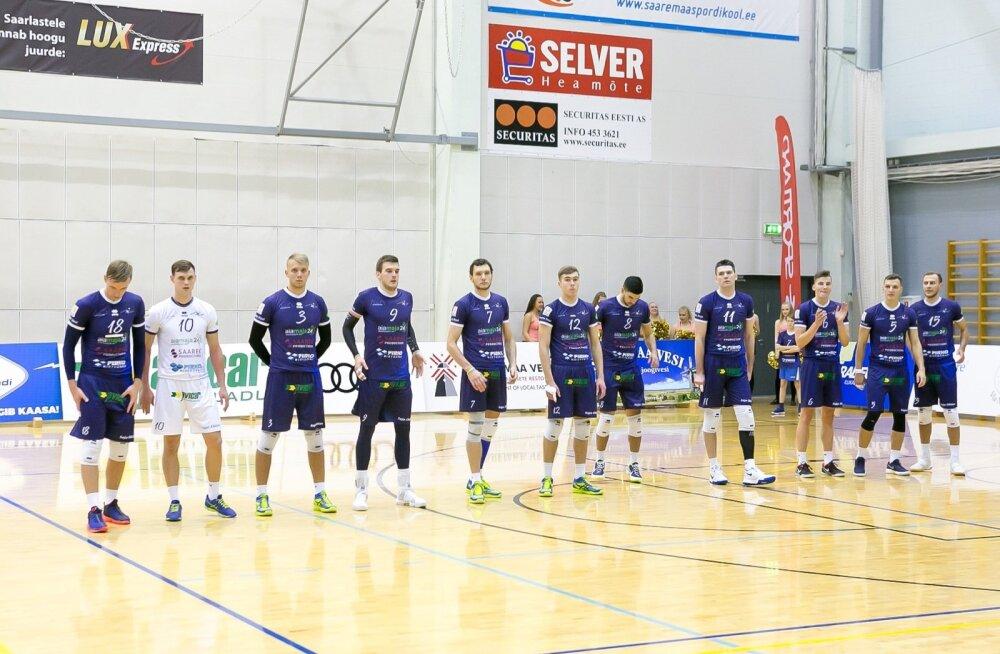 Võrkpall Saaremaa ja Pärnu VK