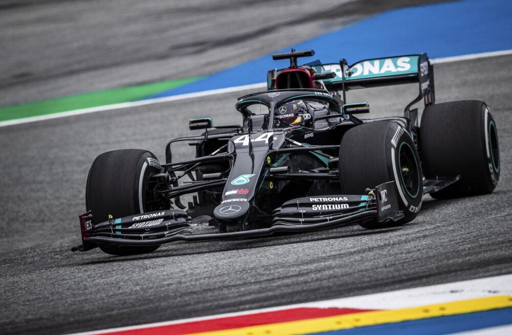 F1 ei rahuldanud Red Bulli protesti Mercedese vastu