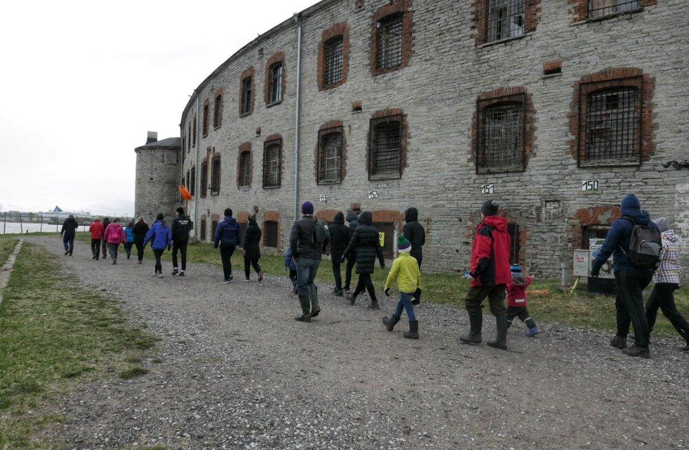 Батарейная тюрьма вновь открывается для посетителей