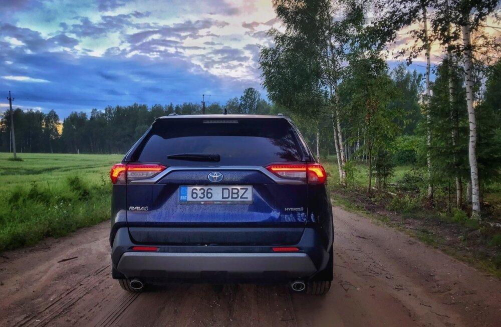 Suur maineuuring: soomlaste hinnangul on usaldusväärseim mark Toyota