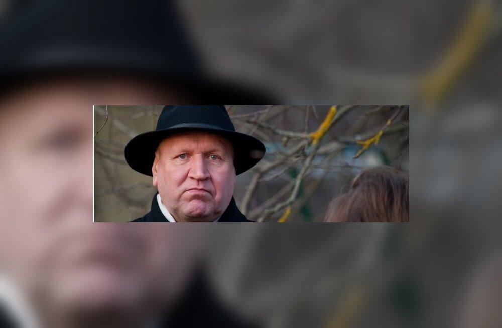 Mart Helme esitles varikabinetti Tallinna valitsemiseks: me ei tee siin praegu nalja!