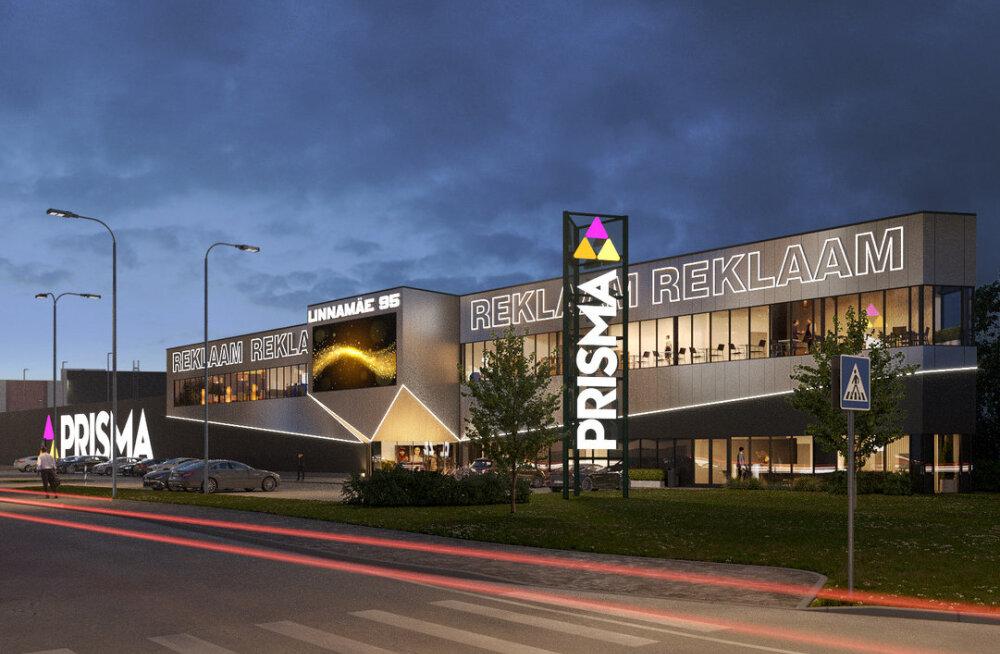 В Ласнамяэ появится новый торговый центр. В нем откроется магазин Prisma