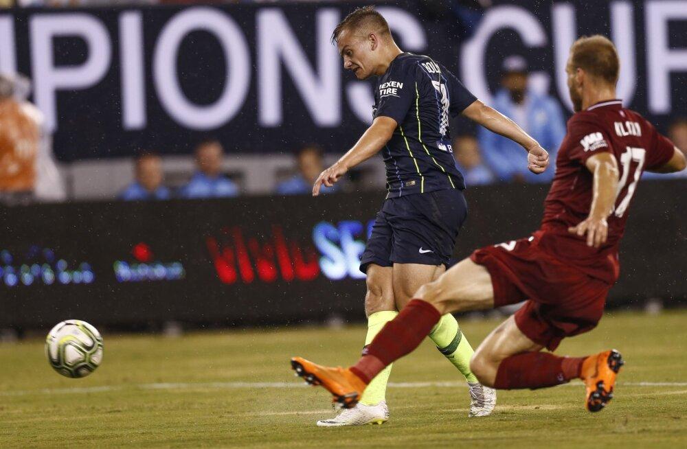 VIDEO | Liverpool ja Klavan alistasid valitseva Inglismaa meistri