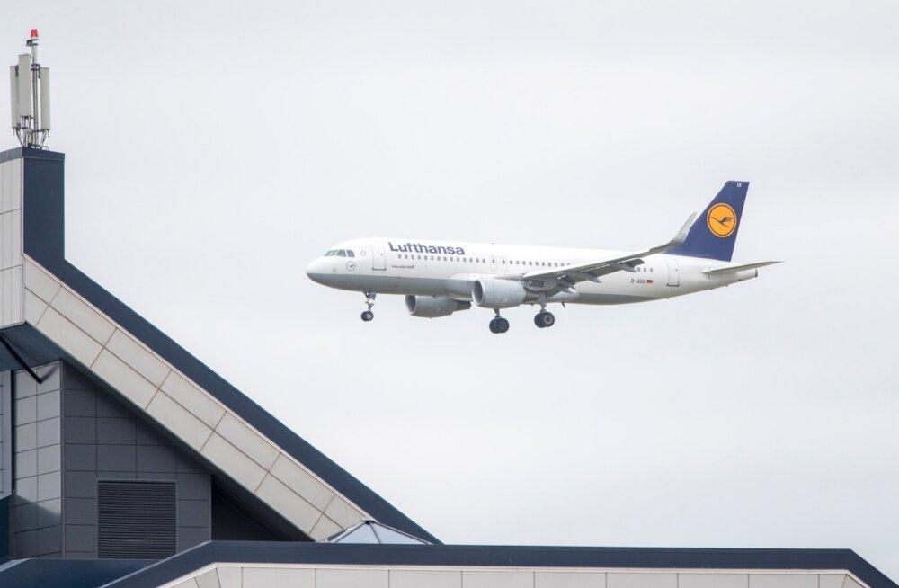 Внимание, пассажиры! Авиакомпания Lufthansa отменяет 1300 рейсов из-за забастовки
