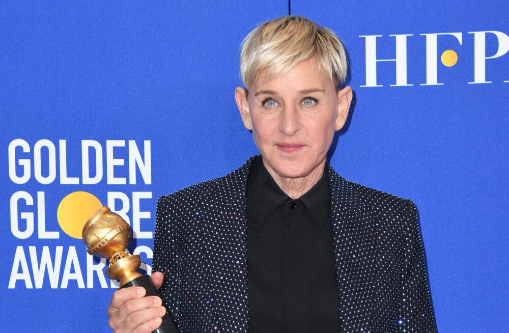 Ellen DeGeneresi saade on uurimise all: töötajad on pidanud tundma hirmu ja kokku puutuma rassismiga
