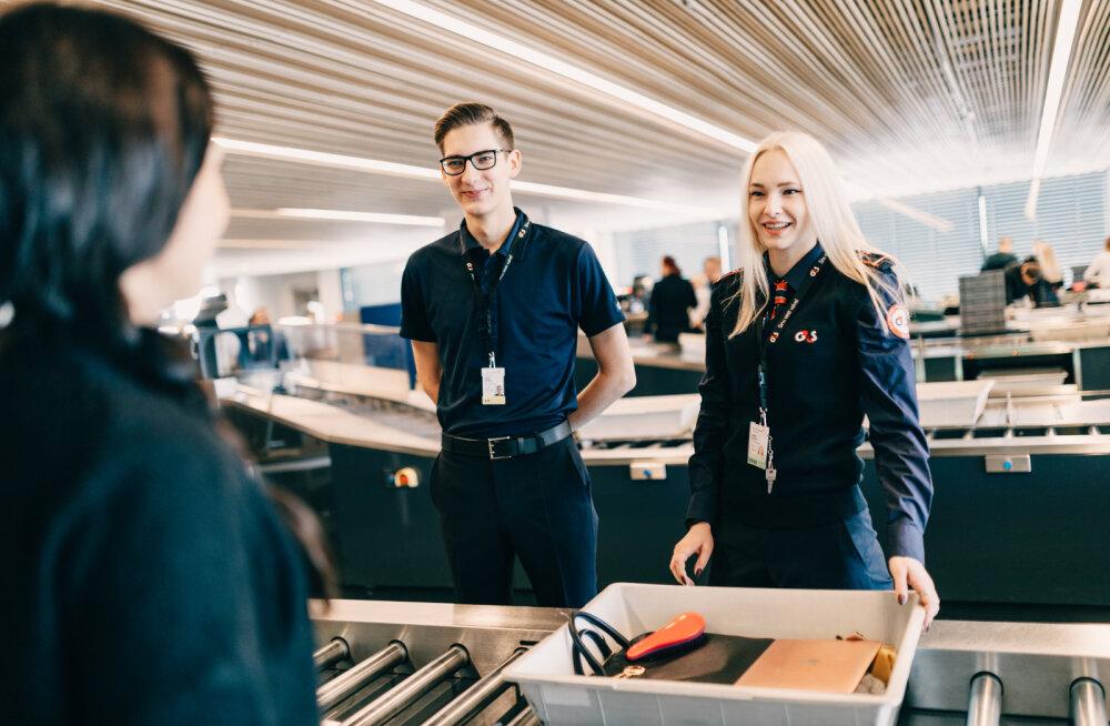 Служба безопасности Таллиннского аэропорта предупреждает: пять запрещенных предметов, которые часто оставляют в ручной клади