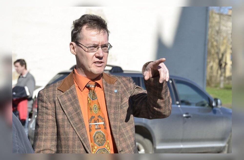 ФОТО: Суд полностью оправдал мэра Нарвы