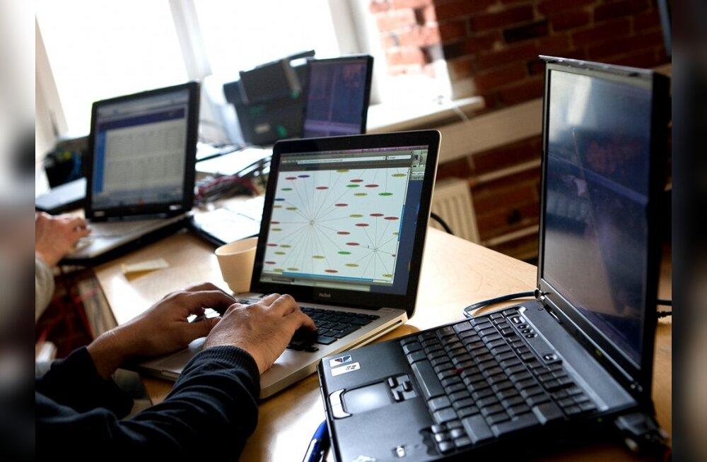 Ekspert: küberkaitse mõistes on Eesti suurriik
