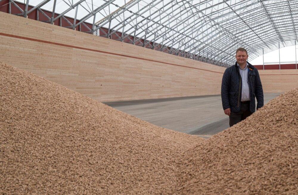 Edukas Eesti ettevõte hakkab koostöös Tartu Ülikooliga puidutööstust arendama