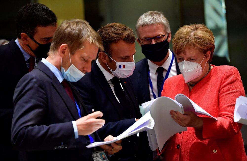 Страны ЕС достигли соглашения об экономической помощи и верховенстве права