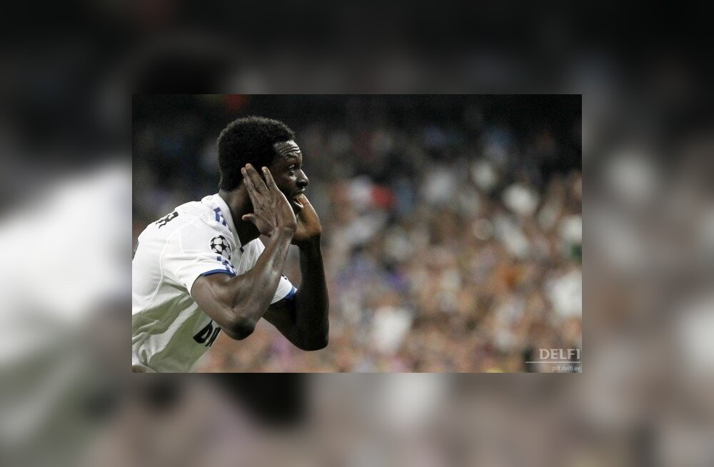 Manchester City müüb Adebayori Tottenhamile