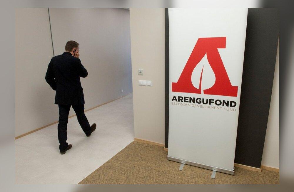 Arengufond neelab miljon eurot aastas