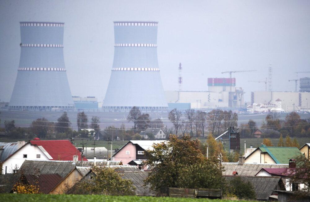 Enne Valgevene tuumajaama käivitamist ei mõista lätlased Leedu presidendi käitumist, eestlasi hämmastab Leedu seadus