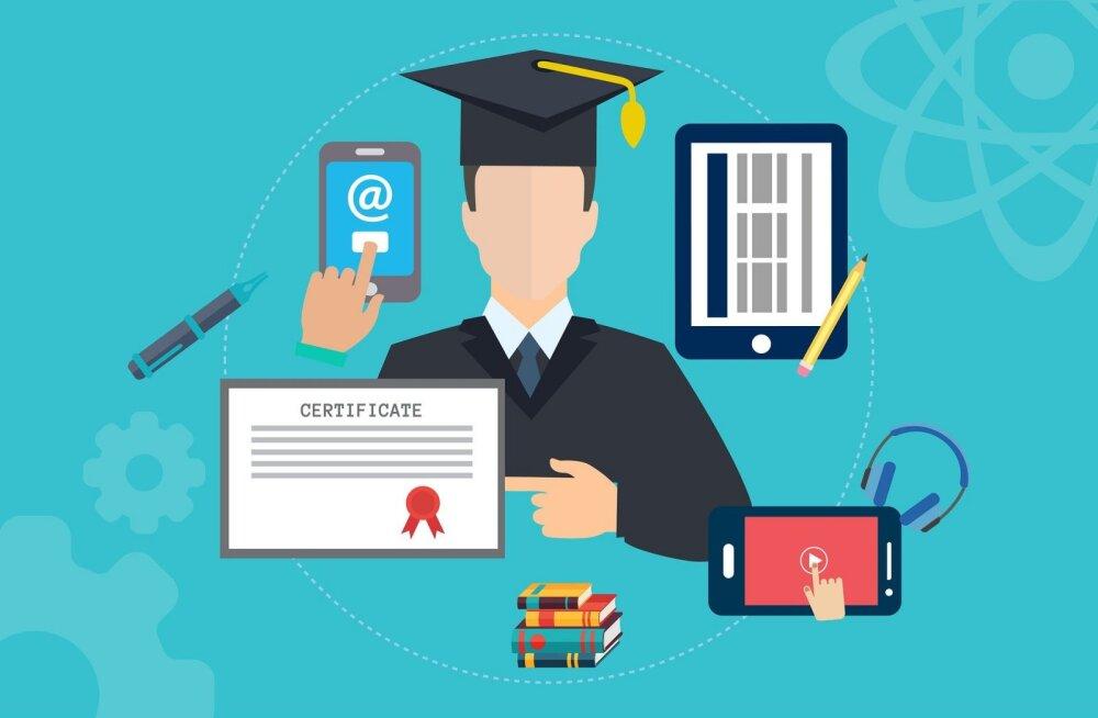 California Ülikool lõi oma esimese akrediteeritud plokiahela kursuse